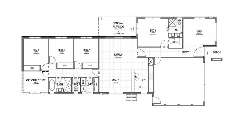 Kolak Homes-The Elm- Floor Plan A_Page_1